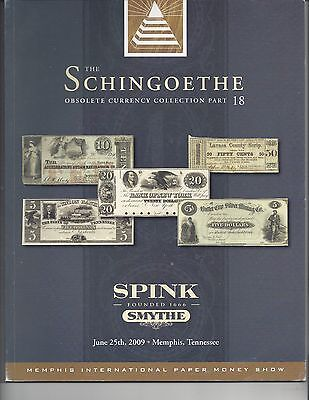 """Spink/smythe - """"schingoethe #18"""" Classic From Memphis June, 2009 - Strong Ny"""