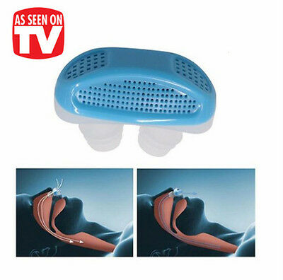 Anti-Snore Device : Sleep Aid - 50% OFF SALE Airing