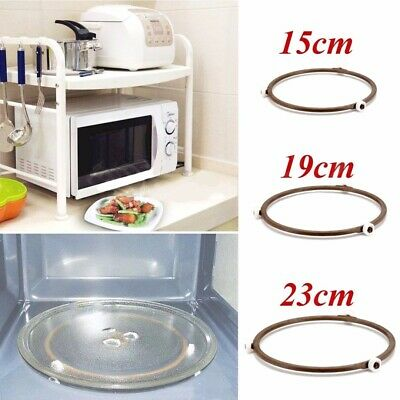 3 Sizes Wheel Microwave Oven Roller Guide Ring Turntable Support Plate Rotating