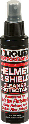 Lp Helmet & Shield Cleaner Protectant 4 Oz 0884