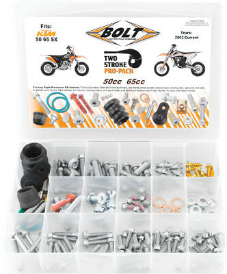 Bolt Euro Style Two Stroke Pro-Pack EUPP-50/65