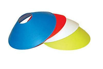 Soccer Cone Marker or Safety Marker in Blue, Orange, Red, White, Yellow