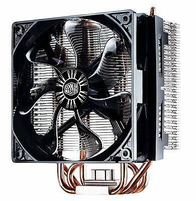 Cooler Master Hyper T4 120MM CPU Cooler Heatsink Fan Intel 1151 2066 AMD AM4