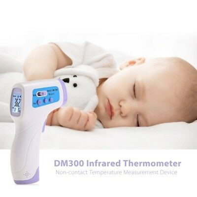 AU Home Digital Baby Adult Kid Body Forehead Temperature Infrared Thermometer