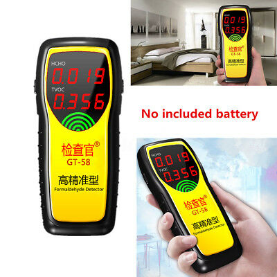 Professional Formaldehyde Detector Indoor Air Quality Gas Tester Benzene Measure