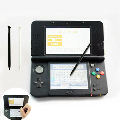 2Pcs Retractable Screen Stylus Touch Pen For New Nintendo 3DS  Phone Tablet Game