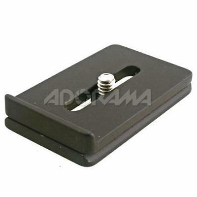 """Acratech 2-1/2"""" Long Arca Type Quick Release Plate for Lenses. #2130"""