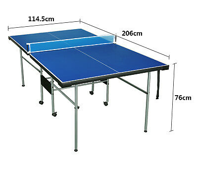 9ft professional indoor rolling folding table tennis table for Table tennis 99
