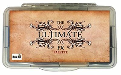 *SALE* Dashbo Ultimate FX Palettes -Alcohol Activated Make-up 100% VEGAN