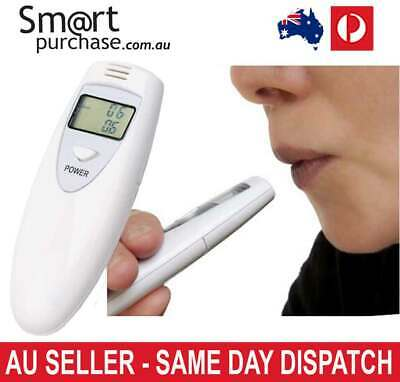 Digital Portable MINI LCD Digital Alcohol Breath Tester Analyzer Breathalyzer