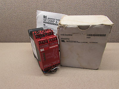 Sti 44510-2202 Safety Relay Sr220Mp02