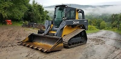Bobcat S220 Skid Steer 1300 Hours Loaded Sjc Pilot 2 Spd High Flow Ready 2 Work!