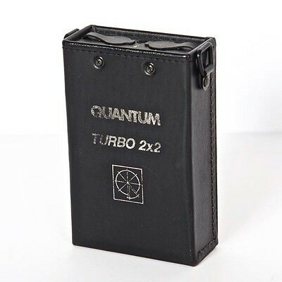 QUANTUM TURBO 2x2 BATTERY WITH CHARGER