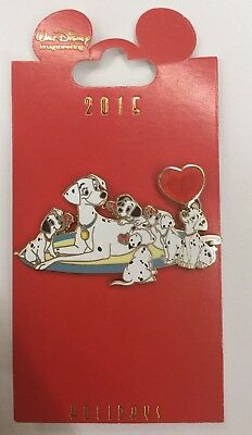 Disney Pin WDI One Hundred And One Dalmatians Mother's Day 2015 Perdita Pin LE
