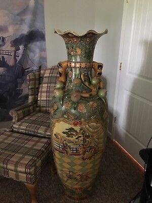 Antique Chinese Ming Vase(Large)