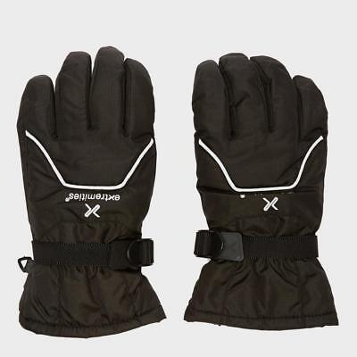 Extremities Winter Gloves Outdoor Clothing Accessoires Noir