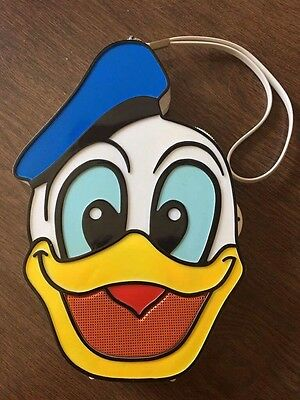 Donald Duck Transistor radio