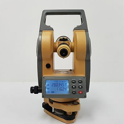 ROKC 5 Sec Digital Theodolite RP-DT-5 (Supplied with Aust Tax Invoice)