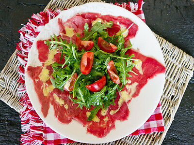 Italian Carpaccio recipe recipes recept free shipping no reserve 1p 1 cent menu5