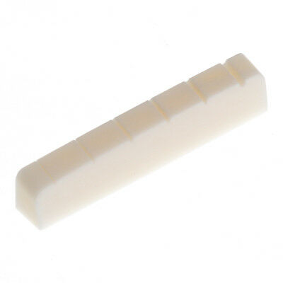 NEW Quality 43mm Beige Buffalo Bone Nut for Les Paul LP 6 String Electric Guitar