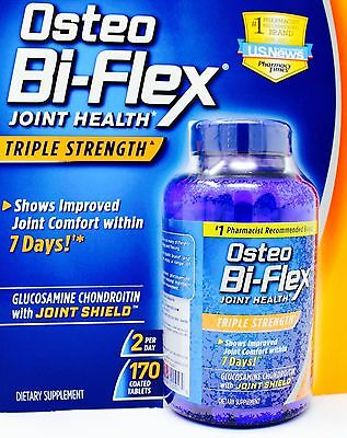Osteo Bi-Flex Joint Health Triple Strength Glucosamine Chondroitin Tablets