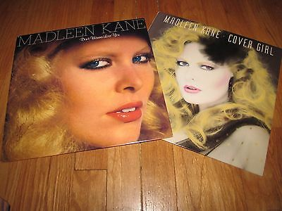 Madleen Kane - Collection Of 2 Madleen Kane Records - Lot Of 2