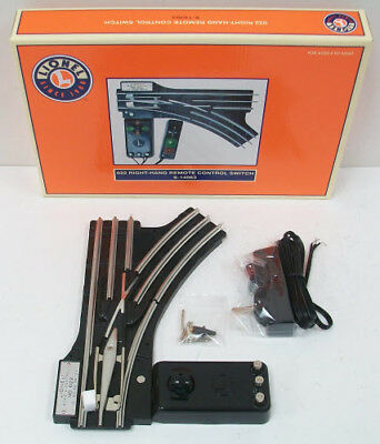 Lionel 6-14063 O Gauge O-31 Right Hand Remote Switch