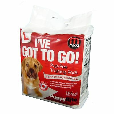 Interpet Limited Mikki Pup-Pee Puppy House Training Pads