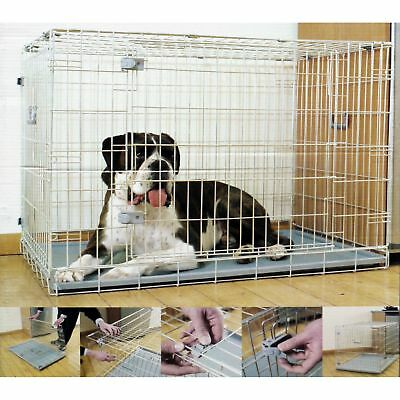 Rosewood Options Two Door Dog Cage