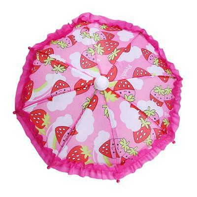 Lovely Umbrella Accessories for 18'' American Girl Our Generation Doll TypeC