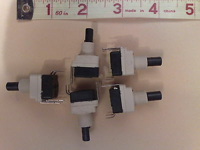 Pack Of 5 * Piher 47K Linear * Switched * Potentiometer Pot Variable Resistor *