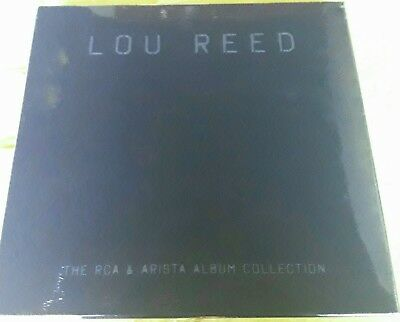 Lou Reed. The Rca & Arista Album Collection. 17 Cd's. Limited Edition.