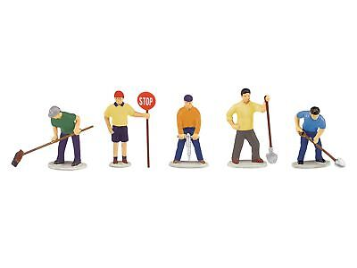 American Flyer 6-49977 S Scale Work Crew People Pack