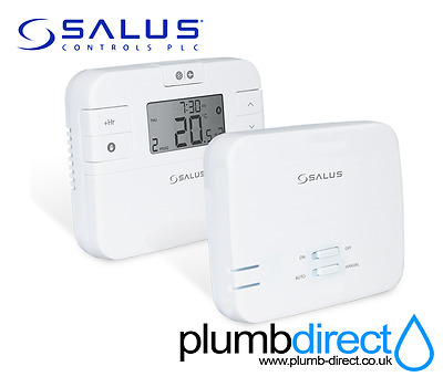 Salus RT510RF Wireless Programmable Thermostat Electronic RF Heating Control