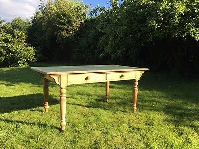 Antique Pine Dining Table