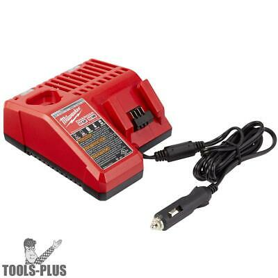 Milwaukee 48-59-1810 M18 / M12 Vehicle Cordless Battery Charger New