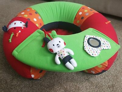 Baby sit up ring