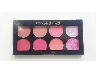 Makeup Revolution Sugar And Spice Ultra Blush and Contour Highlight Palette