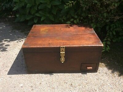 Mahogany Wooden trunk/Chest
