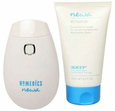 Homedics NEWA Skin Rejuvenation Rejuvenator & Wrinkle Reduction System NEWA100AU