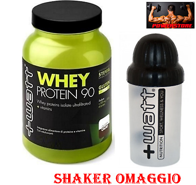 +WATT WHEY PROTEIN 90 - 750 Gr PROTEINE ISOLATE 90% ULTRAFILTRATE
