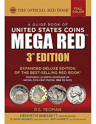 Whitman Official Red Book of United States Coins - Deluxe Edition 2018