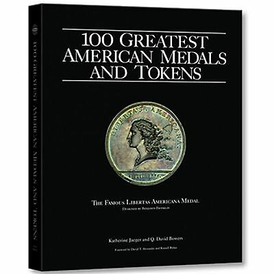 Whitman's 100 Greatest American Medals and Tokens (WHBK100AGMT)