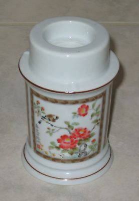Exquisite Japanese Imari Candle Holder for Tea Light, Votive or Taper Candles