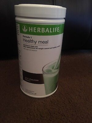 Herbalife Formula 1 Mint Chocolate Flavour FREE P&P
