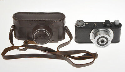 Sirio Elettra I 1945 35mm made in Italy interesting and rare Leica copy exc+++