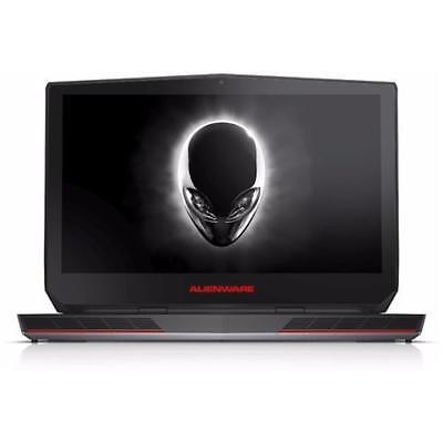 """Dell Alienware R2 15.6"""" 4K Touchscreen Quad Core Gaming Notebook, Epic Silver"""