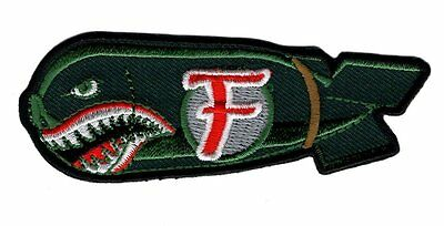 Dropping F Bomb WW 2 Style morale 3.5 X 1.25 Hook Patch (FB1)