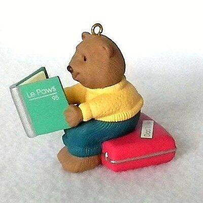 Dad to be / Father to be, 1995 Hallmark Ornament, Retired - NEW