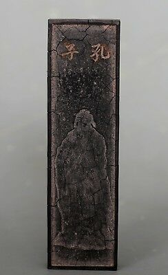 Quality Rare Old Chinese Ink Stick HuKaiWen Mark Collection US057